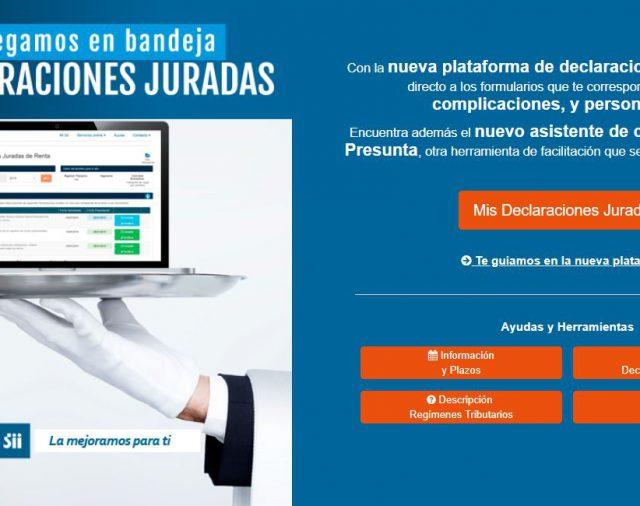 Operación renta 2019